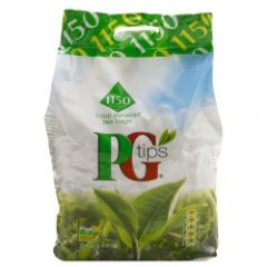 PG Tips One Cup Tea Bags
