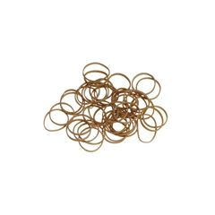 Rubber Bands Assorted Sizes 500g