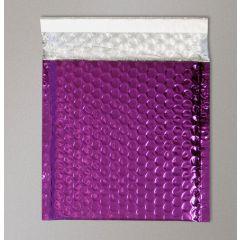 foil envelopes purple