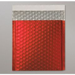 red metallic envelope