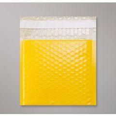 polythene envelopes yellow