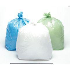 coloured refuse sacks