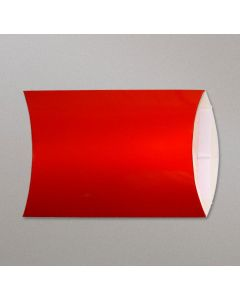 red pillow packaging